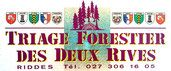 Logo Triage Forestier des Deux Rives